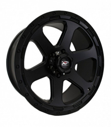 Rin 17X9 6-114.3 XP WHEELS Mod: 179 ET12 CB66.1 SATIN BLACK